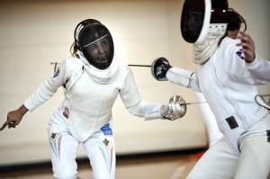 Fencing: Wildcats continue gauntlet in Evanston