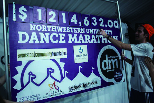 Dancers get creative with last-minute fundraising