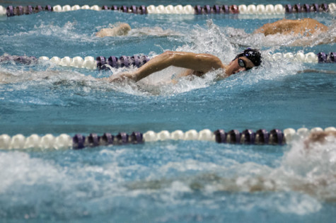 Men's Swimming: Wilimovsky qualifies for NCAAs, but Wildcats stumble to ninth at Big Ten Championships