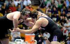Wrestling: Eyes on McMullan, Harger, Tsirtsis as Northwestern starts Big Tens