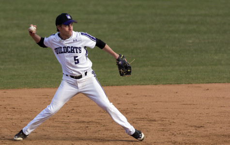 Baseball: Northwestern takes two of three on the road at favored Nebraska