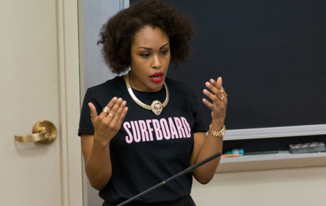 Feminist blogger headlines Sex Week, talks Beyonce