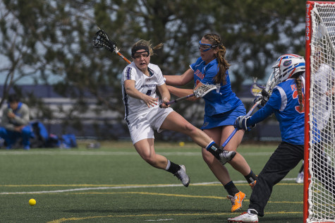 Weekend sports photo roundup: softball, lacrosse and men's tennis