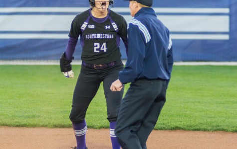 Softball: After five years, Emily Allard sprints off to the pros
