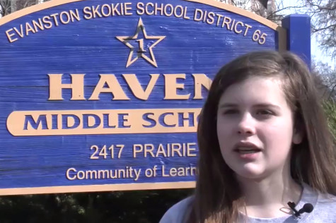 Video: Students discuss Haven Middle School dress code changes