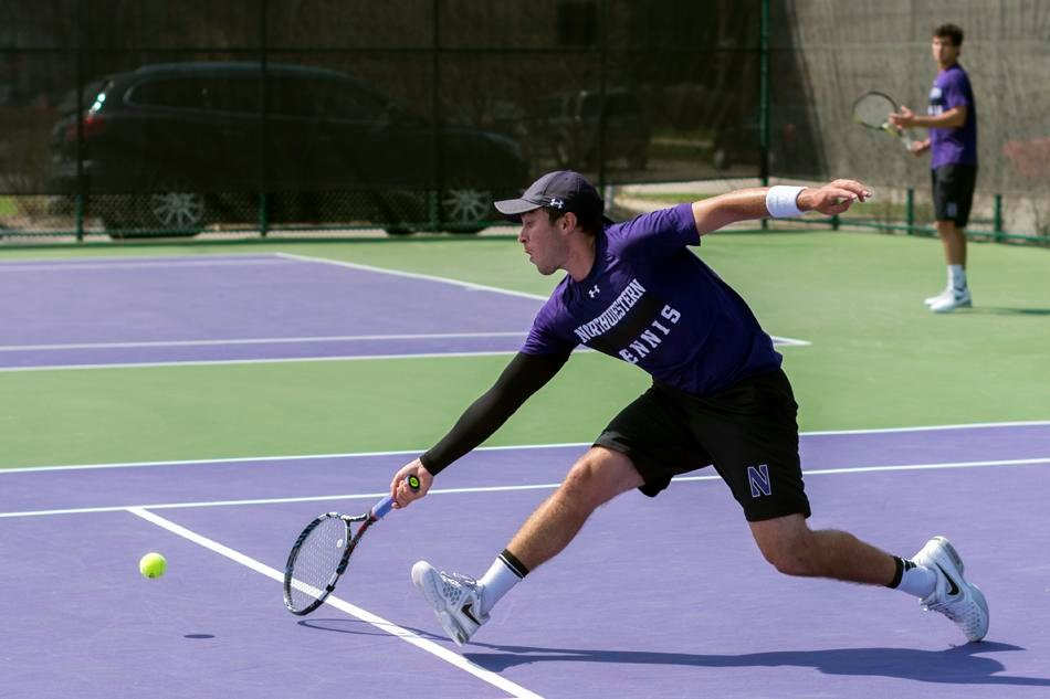 Men's Tennis: Raleigh Smith prepares to end his career at NCAA Singles Championship