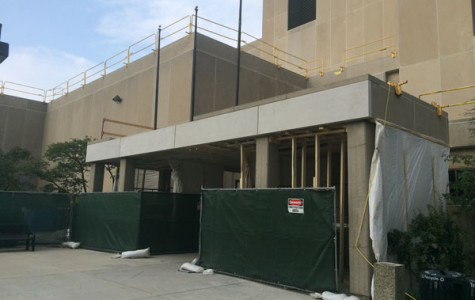 Northwestern's summer construction projects on schedule