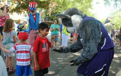 Evanston holds 93rd Fourth of July parade