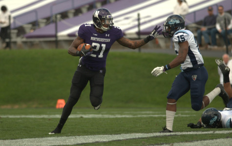 2014 Northwestern football preview: wide receivers, superbacks