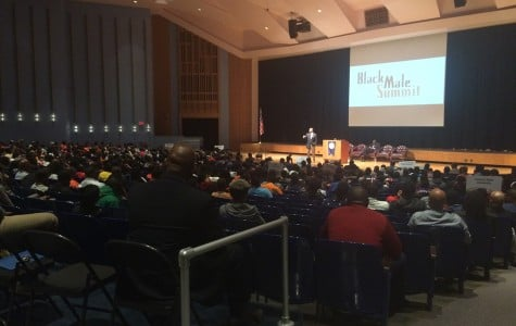 Evanston Township High School hosts first forum to support black males