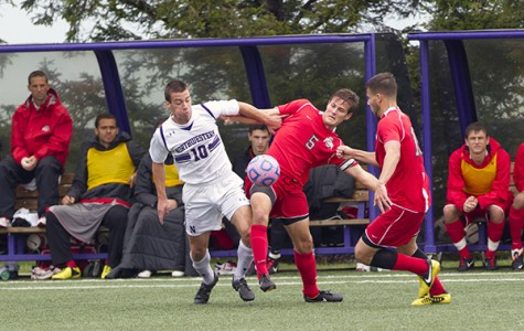 Men's Soccer: Solid, unspectacular start for the Wildcats