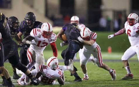 Halftime Reaction: Northwestern 17, Nebraska 14