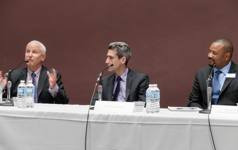 State Sen. Biss moderates discussion on higher education affordability