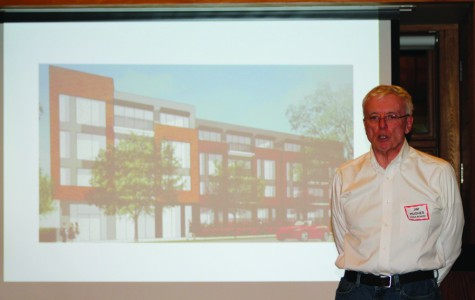 Central Street residents educated on master plan, street regulations