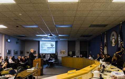 Evanston officials present proposed budget at City Council