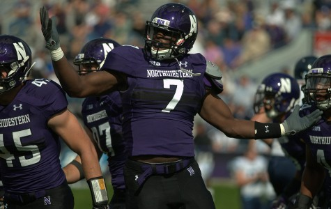Football: With mix of talents, Wildcat defensive line succeeds by committee
