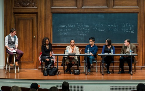 Panel of experts discuss national education reform