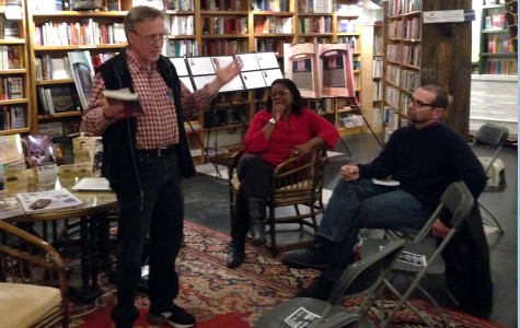 Local bookstore celebrates LGBT History Month