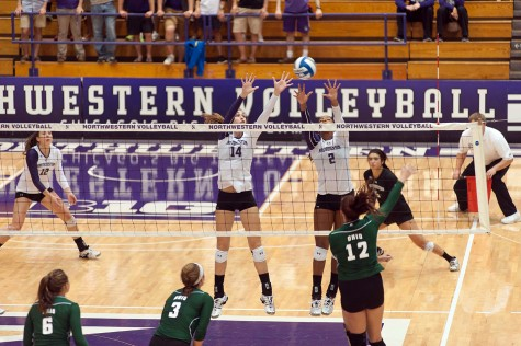 Volleyball: Wildcats look to put road woes behind them