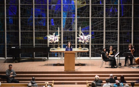 Northwestern remembers James Foley at memorial service