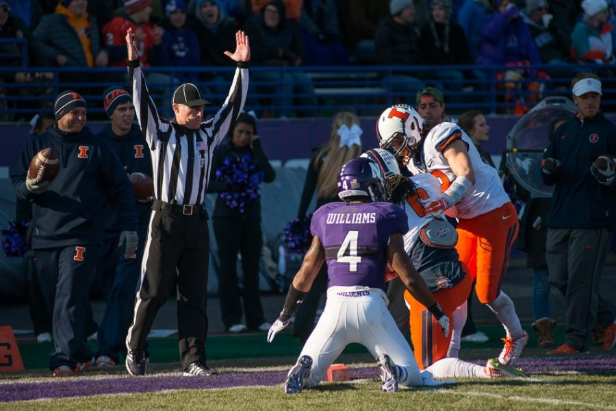 Football: Northwestern falters in season finale against Illinois, fails to qualify for bowl game
