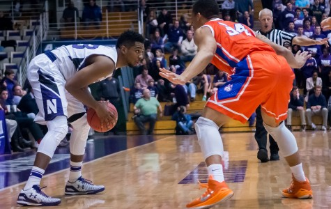 Men's Basketball: Cobb leads Northwestern past Brown