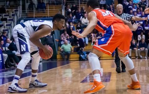 Men's Basketball: Cobb leads Northwestern past Brown