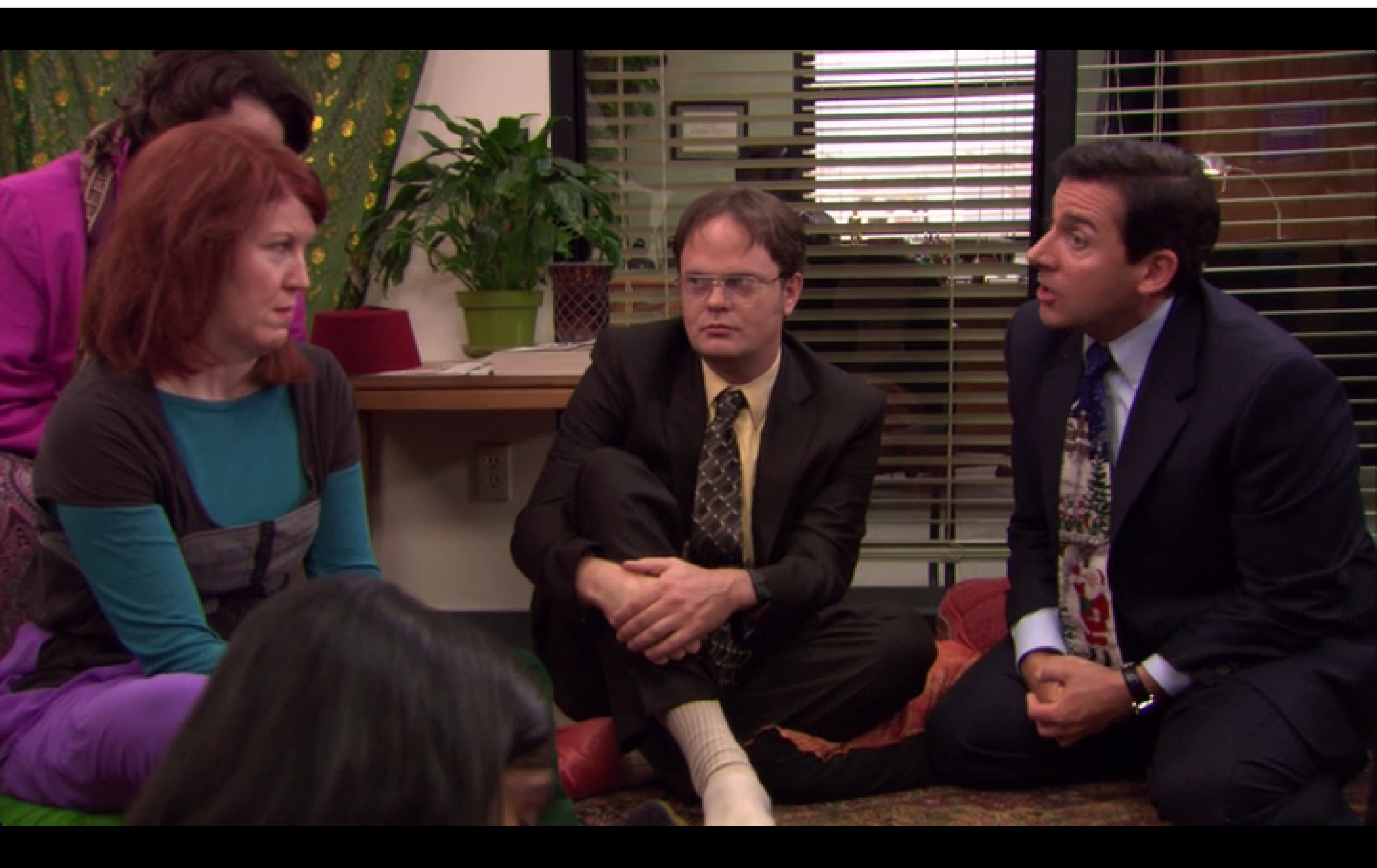the daily northwestern holiday guide ranking the best christmas episodes of the office. Black Bedroom Furniture Sets. Home Design Ideas