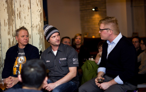 Local brewers come together for panel on sustainability
