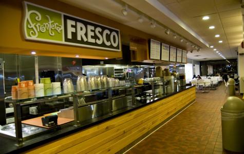 Frontera Fresco, Willie's Food Court hours change