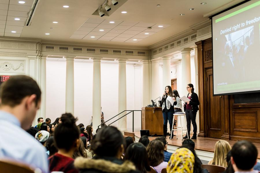 Students form campaigns for, against divestment in Israel-Palestine conflict