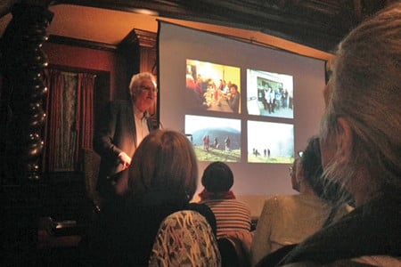 Evanston History Center hosts lecture about Chicago photographer