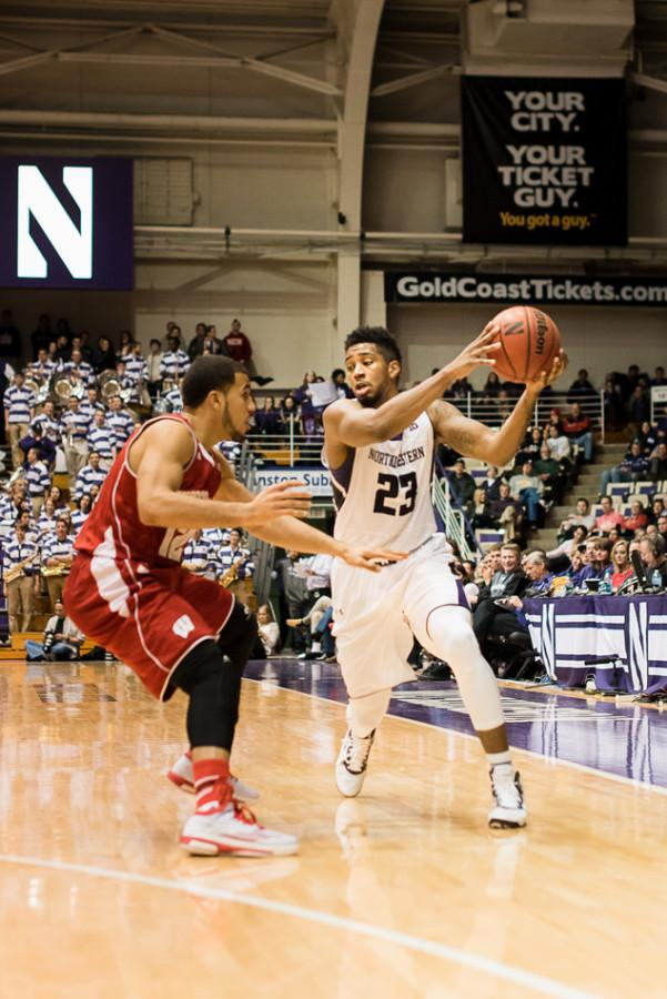 Men's Basketball: Northwestern hopes string of close losses will end against Ohio State