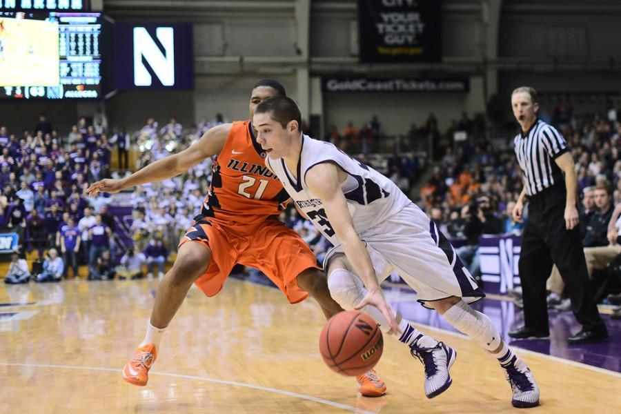 Men's Basketball: Northwestern hopes winning ways will return in Michigan