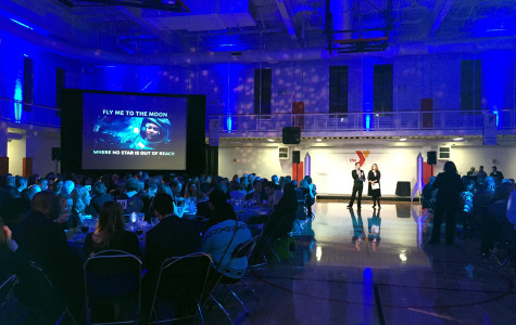 Northwestern administrator awarded at YMCA gala