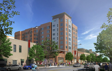 New hotel, apartment complex plan to open next year