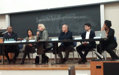 Search committee holds forum for new diversity and inclusion provost