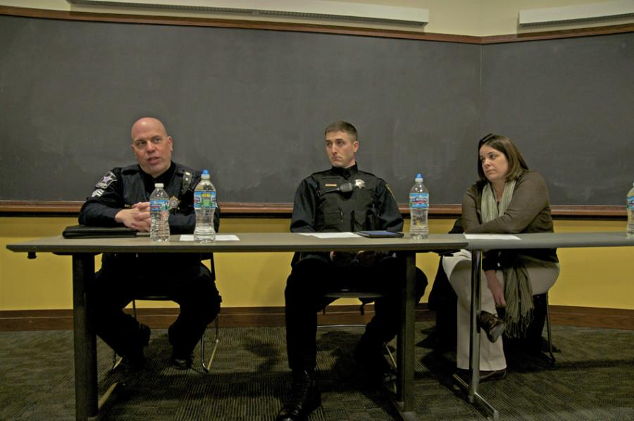 Panel clarifies misconceptions about Northwestern's drug policy