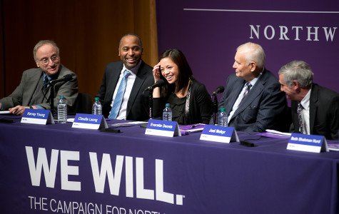 'We Will' fundraising ahead of schedule, Northwestern officials say