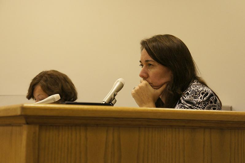 Coleen Burrus to step down from City Council to take position at Princeton