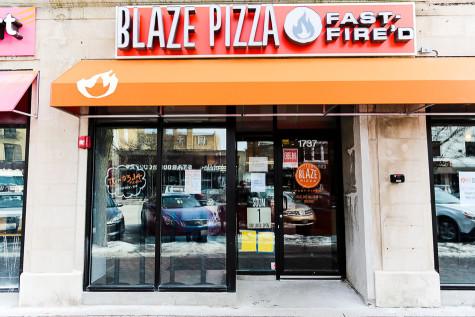 Blaze Pizza to open Evanston location Thursday