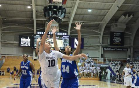Rapid Reaction: Arkansas 57, Northwestern 55