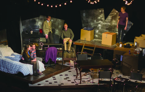 Norris reduces spaces for student theater groups