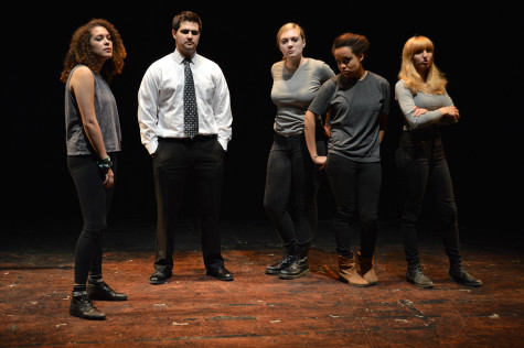 Student production explores issues of racial violence