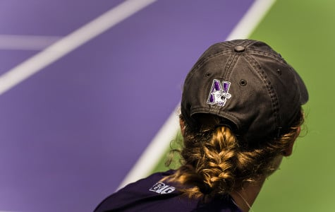 Captured: Senior Day for Northwestern women's tennis