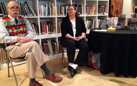 Authors discuss history of American Indian activism in Chicago