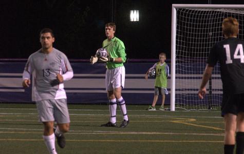Men's Soccer: Q&A with former goalkeeper Tyler Miller