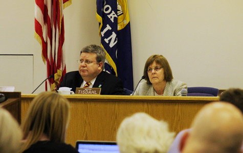Evanston staff considers potential cuts to balance upcoming state slashes