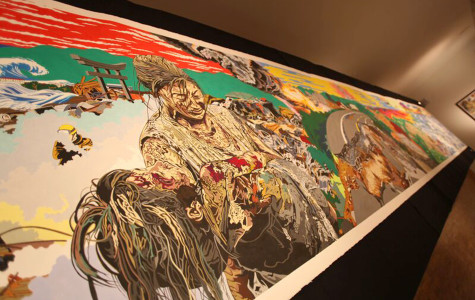 Exhibition inspired by Japanese disaster comes to Northwestern