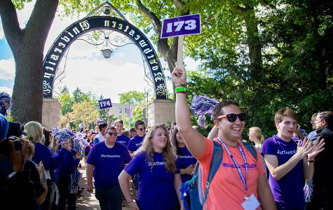 Captured: March Through the Arch 2015